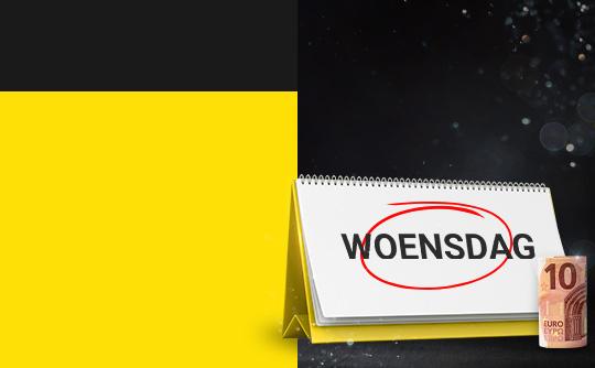 WOENSDAG SPECIAL