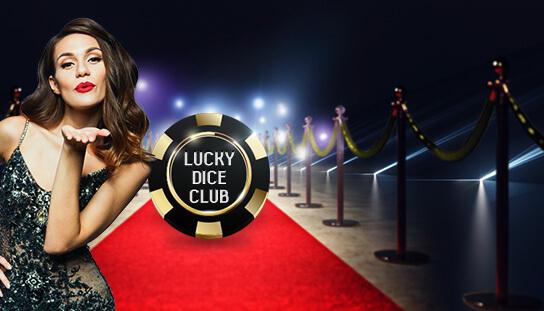 LUCKY DICE CLUB